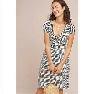 NEW Anthropologie | Maeve Paladins Striped Dress